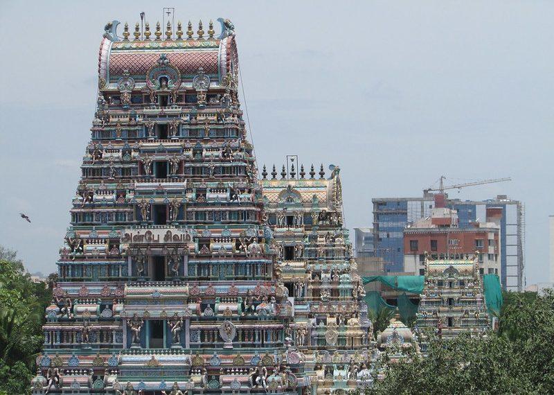 Marundeeswarar Temple, Chennai