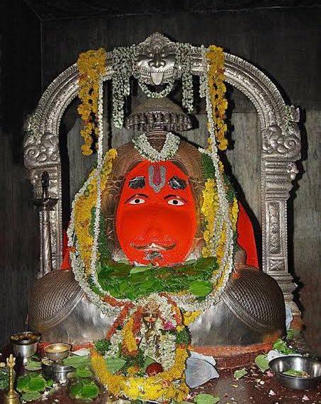 Karmanghat Hanuman Temple, Telangana