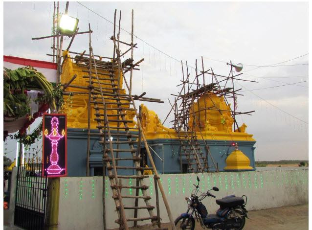 Sri Mahalingeshwarar Temple, Vayalathur Village