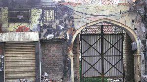 His Ancestral Home at Amritsar