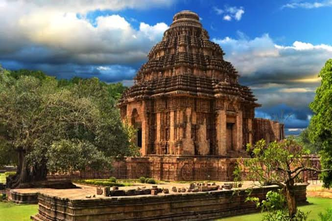 History  Behind the Konark Sun Temple