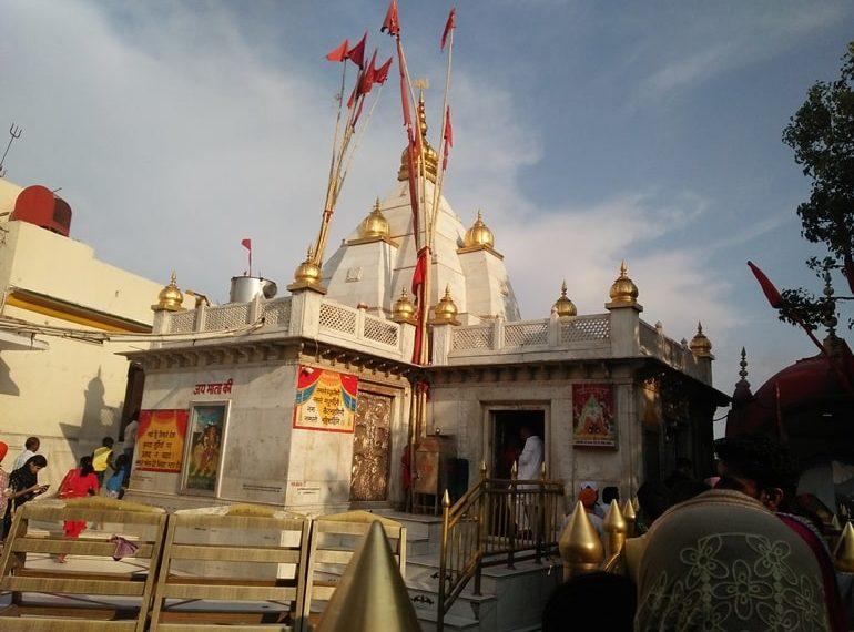 Shree Naina Devi Temple, Bilaspur (Vyaspur), Himachal Pradesh